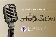 Podcasts - The Health Sessions / 180 Nutrition presents The Health Sessions. Each week we talk about everything health with real people with real results in a fun laid back manner.