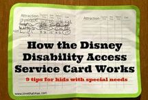 Disney and special needs / Our experiences doing all things Disney with our son who has #specialneeds / by Love That Max: Special Needs Resources
