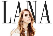 Lana Del Rey / by Kristen Hammock