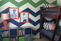 Logan's Future Room / by Katie Foss