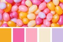 •Color Palettes• / Color Inspiration