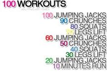 workout / by Marsha Zimmerman