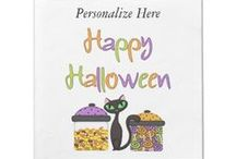 Halloween Home Decorations / Halloween Home Decorations and Trick or Treat Party Chocolates, Candy, Banners and Boo tiful Holiday Ideas
