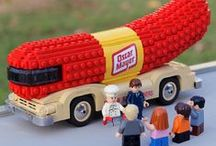 Lego's / by Pam Golden