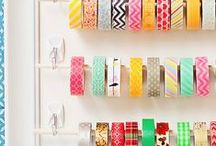 Idee / Craft room