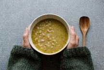 nourishment of our bodies / Things I may actually cook (not just look at.)