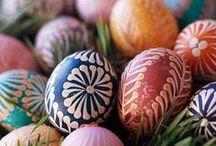 Spring Has Sprung! / Springtime, Lent, and Easter - recipes, crafts, etc.