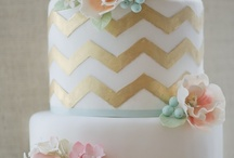 Wedding Cake, Chevron