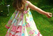 Little Girl Dresses / by Judi McGee