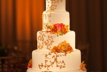 Wedding Cake, Autumn (Fall)