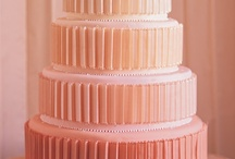 Wedding Cake, Ombre