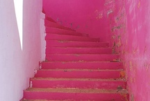 .:Architecture: Stairway to Heaven:. / steps, indoor and out