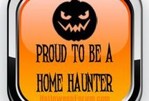 Halloween Crafts/Props DIY / This board is all about DIY, ideas and display of Halloween house haunt and yard. Check out my board for tips, tricks, formulas for props. Also for doing props on the easy and cheap! / by CraftersExChange .