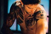Hotties / Hot men Ladies, hot men! / by Catherine Marshall