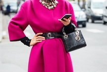 .:Fashion: Coat of many colors:. / Coats both winter and trench