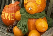 Pumpkin Art / All of my crafting boards are about DIY, no foods. Please check them out along with all of my Halloween Boards, Fall and Thanksgiving. Please enjoy! / by CraftersExChange .