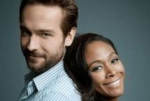 .:TV Couples or I wish they were couples:. / Some of my favorite romantic TV couples, or couples I wish were romantic...