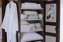 O R G A N I S E / Cleaning & Organising