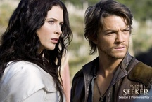 Legend Of The Seeker / These books were AMAZING! Loved the show too!  / by Catherine Marshall