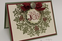 Cards--Holiday / by Katy Esser
