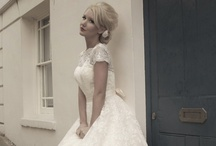 Retro Vintage / For Vintage style Wedding lovers... featuring our beautiful tea length dresses by House of Mooshki