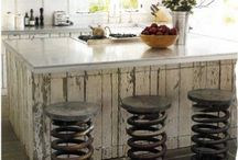 Home- KITCHEN / by Jess Spencer