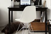 Home- OFFICE / by Jess Spencer