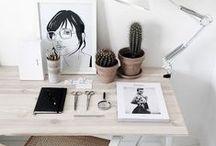[interior] workspace