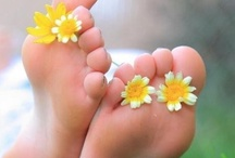 Baby soft feet / by Leslie Ambrosia