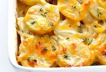 Side Dish Recipes / Casseroles make perfect side dish recipes. Whether you use potato, broccoli, corn, or cabbage, casserole recipes are the way to go when it comes to side dishes.   / by AllFreeCasseroleRecipes