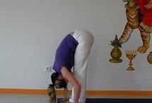 Bewegung - Yoga, Tai Chi...
