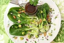 Futter: Vegan - Gemüse, Salate...