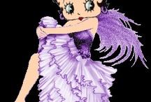 Betty Boop.... / by Debbie Rooney