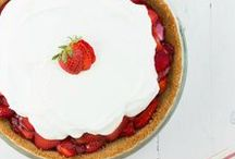 Decadent Desserts / Mouth-watering desserts for special occasions (or just everyday!)