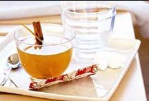 TeaTime / Would you like a cup of tea? I really like different infusions, teas and warm drinks all around the year. I do prefer different type of green teas.
