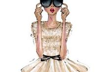 Fashion illustrated