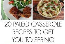 Paleo Recipes / Find all types of Paleo recipes right here. Paleo casseroles for breakfast and dinner. Enjoy these Paleo-friendly recipes! / by AllFreeCasseroleRecipes
