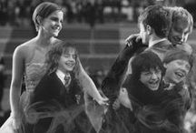Harry Potter / I grew up with these movies, love them! / by Catherine Marshall
