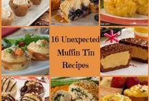 Muffin Tin Recipes and Mini Casseroles / These muffin tin recipes and mini casseroles are adorable. They can be personalized to everybody's needs or they can be identical. Make them as appetizers or serve them as a fun dinner.  / by AllFreeCasseroleRecipes