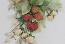 Alles mit Erdbeeren