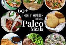 Paleo - Food Guides / by Janis Harju