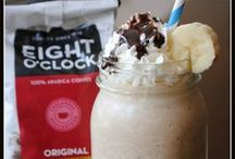 DESSERT-drinkable / Desserts you can drink - anytime! / by Jackie Peters