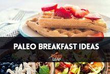 Paleo - Breakfast / by Janis Harju