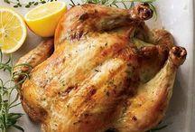 CHICKENorTURKEY / Oven or crockpot - chicken or turkey based.  / by Jackie Peters