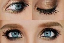 Makeup!:) / Make up brands, or ways to apply make up that I haven't tried but plan to.  / by Lizzie Mesa