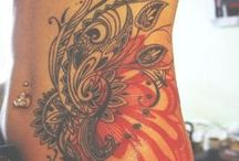 ♣Tattoos / I LOVE tattoos. These are some ideas and tattoos I think are amazing.  / by Lizzie Mesa