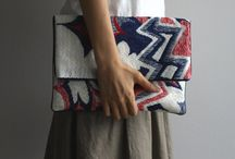 CLUTCHit! / I love baseball, but this is about my obsession with clutch bags now!  / by Jackie Peters
