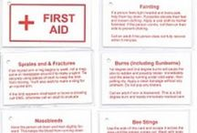 FIRST AID (non-emerg) / by Jackie Peters