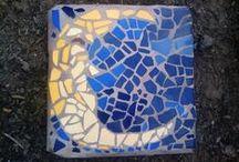 My Ceramic Stepping Stones 2005-2011 / Pique Assiette