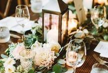 Gorgeous Tablescapes